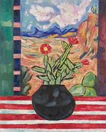 Untitled (Still Life), 1919 von Marsden Hartley | Gemälde-Reproduktion
