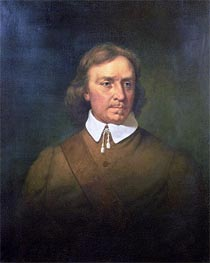 Oliver Cromwell | Martin Johnson Heade | Painting Reproduction
