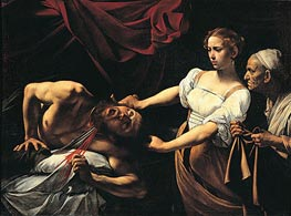 Judith Beheading Holofernes | Caravaggio | Painting Reproduction