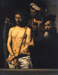 Ecce Homo | Caravaggio | Painting Reproduction