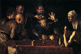The Tooth Extraction | Caravaggio | Painting Reproduction
