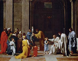Confirmation | Nicolas Poussin | Painting Reproduction