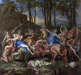 The Triumph of Pan | Nicolas Poussin | Painting Reproduction