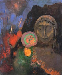 Still Life: the Dream, c.1904 von Odilon Redon | Gemälde-Reproduktion
