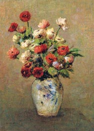 Bouquet of Flowers, c.1900 von Odilon Redon | Gemälde-Reproduktion