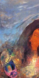 Poet's Dream, Undated von Odilon Redon | Gemälde-Reproduktion