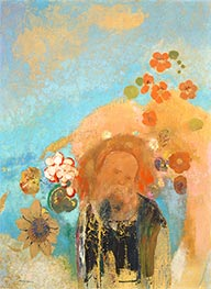Evocation of Roussel | Odilon Redon | Painting Reproduction