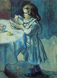 Le Gourmet | Picasso | Painting Reproduction