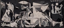 Guernica | Picasso | Painting Reproduction