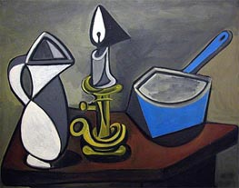 Still Life (Nature morte) | Picasso | Painting Reproduction