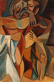 Friendship | Picasso | Gemälde Reproduktion
