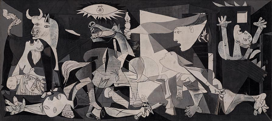Guernica, 1937 | Picasso | Painting Reproduction