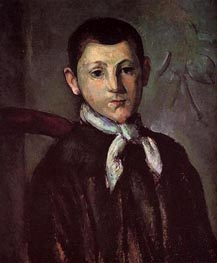 Portrait of Louis Guillaume, c.1882 by Cezanne | Painting Reproduction