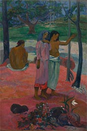 The Call | Gauguin | Gemälde Reproduktion