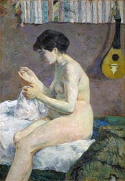 Nude | Gauguin | Painting Reproduction
