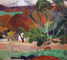 Apatarao, 1893 by Gauguin | Painting Reproduction