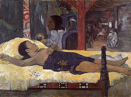 Te Tamari no Atua (Son of God), c.1895/96 von Gauguin | Gemälde-Reproduktion