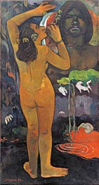 The Moon and the Earth | Gauguin | Painting Reproduction