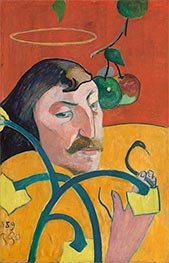 Self-Portrait | Gauguin | Painting Reproduction