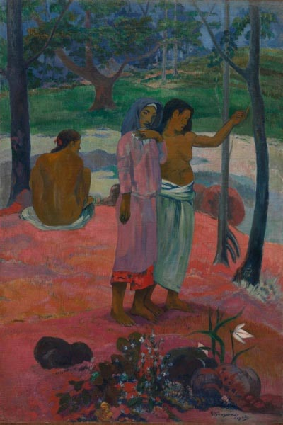 The Call, 1902 | Gauguin | Painting Reproduction