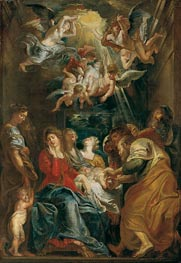 The Circumcision, 1605 by Rubens | Painting Reproduction