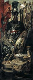 The Trophy | Rubens | Painting Reproduction