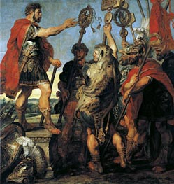 Decius Mus Relating his Dream | Rubens | Painting Reproduction
