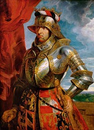 Emperor Maximilian I | Rubens | Painting Reproduction