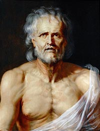 The Dying Seneca | Rubens | Painting Reproduction