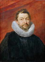 Baron Henri de Vicq, c.1625 by Rubens | Painting Reproduction