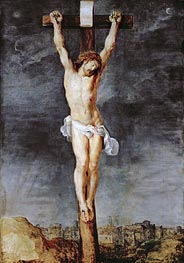 Christ on the Cross | Rubens | Painting Reproduction