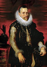 Archduke Albrecht VII, Governor of the Netherlands | Rubens | Painting Reproduction
