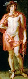 God Mercury | Rubens | Gemälde Reproduktion