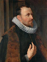 Portrait of Nicolaas Rockox | Rubens | Painting Reproduction