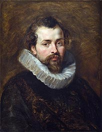 Philippe Rubens (Artist's Brother) | Rubens | Painting Reproduction