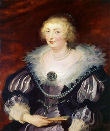 Catherine Manners, Duchess of Buckingham | Rubens | Gemälde Reproduktion