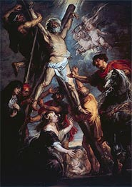 The Martyrdom of St. Andrew   Rubens   Gemälde Reproduktion