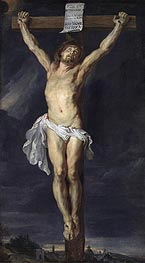 Christ Crucified | Rubens | Painting Reproduction