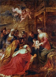 Adoration of the Kings | Rubens | Painting Reproduction