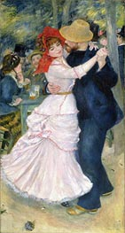 Dance at Bougival | Renoir | Painting Reproduction