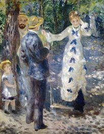 The Swing | Renoir | Painting Reproduction
