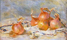 Onions | Renoir | Painting Reproduction
