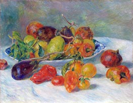 Fruits of the Midi | Renoir | Painting Reproduction