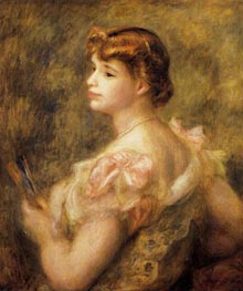 Madame Charles Fray | Renoir | Painting Reproduction