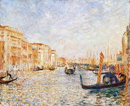 Grand Canal, Venice | Renoir | Painting Reproduction