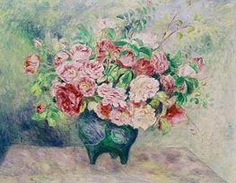 Bouquet of Flowers | Renoir | Painting Reproduction