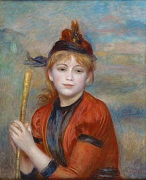 Rambler | Renoir | Painting Reproduction