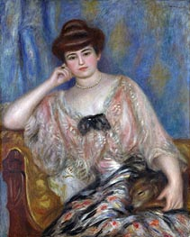 Misia Sert | Renoir | Painting Reproduction