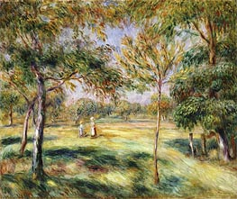 The Glade | Renoir | Painting Reproduction