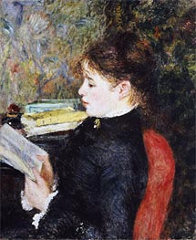 The Reader | Renoir | Painting Reproduction